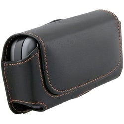 Universal Rugged Leather Case with Magnetic Flap