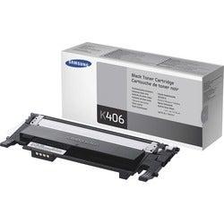 Samsung CLT-K406S Toner Cartridge - Black