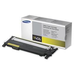 Samsung CLT-Y406S Toner Cartridge - Yellow
