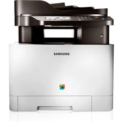 Samsung CLX-4195FW Laser Multifunction Printer - Color - Plain Paper