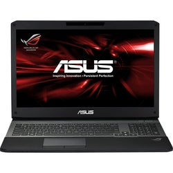 "Asus G75VW-DH72 17.3"" LED Notebook - Black"