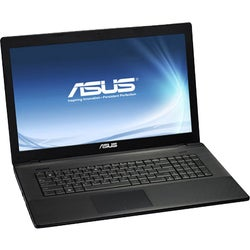 "Asus F75A-WH31 17.3"" Notebook - Intel Core i3 i3-2350M 2.30 GHz - Bla"