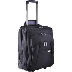 Codi Mobile Max 17.3-inch Laptop Carry On Upright Suitcase