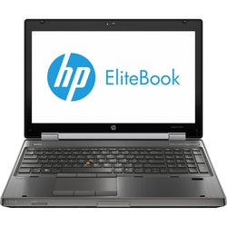 "HP EliteBook 8570w C6Y89UT 15.6"" LED Notebook - Intel - Core i7 i7-36"