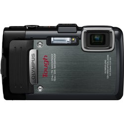 Olympus Tough TG-830 iHS 16MP Black Digital Camera