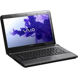 "Sony VAIO SVE1413APXB 14"" LED Notebook - Intel Core i5 i5-3230M 2.60"