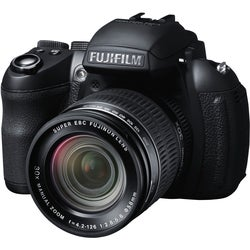 Fujifilm FinePix HS35EXR 16MP Black Digital Camera