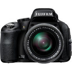 Fujifilm FinePix HS50EXR 16MP Black Digital Camera