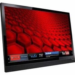 """Vizio E241I-A1 24"""" 1080p LED-LCD TV - 16:9 - HDTV 1080p"""