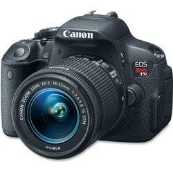 Canon EOS Rebel T5i 18MP Digital SLR Camera with 18-55mm STM Lens