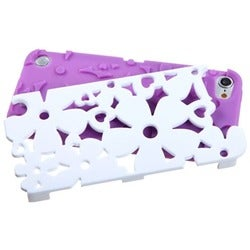 INSTEN Flowerpower iPod Case Cover for Apple iPod Touch 5th Generation