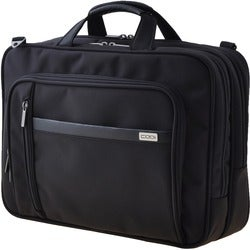 "Codi Engineer X2 Carrying Case for 17.3"" Notebook - Black"