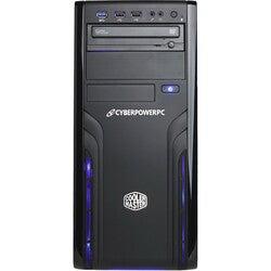 CyberPowerPC Gamer Ultra GUA480 Desktop Computer - AMD A-Series A10-7