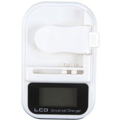 INSTEN Black LCD Universal Cell Phone Battery Charger