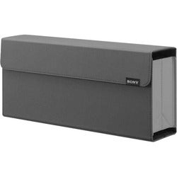 Sony Carrying Case for Portable Speaker - Gray
