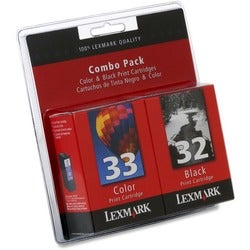 Lexmark Twin Pack Ink Cartridge