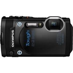 Olympus Stylus Tough TG-860 16 Megapixel Compact Camera - Black