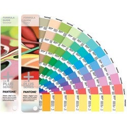 Pantone FORMULA GUIDE Solid Coated & Solid Uncoated Reference Printed