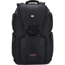 "Case Logic KSB-102 Carrying Case (Backpack) for 17"" Notebook, Camera,"