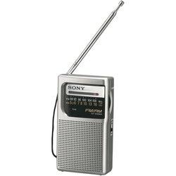 Sony ICFS10MK2 AM/FM Radio Tuner (Pack of 2)