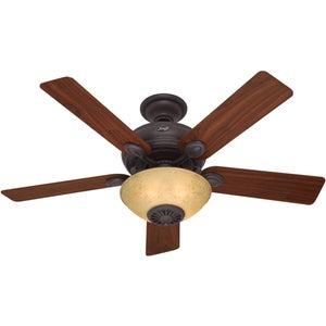 Hunter Westover Four Seasons Heater 21894 Ceiling Fan
