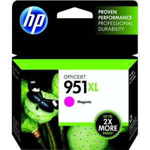 HP 950XL Ink Cartridge - Magenta