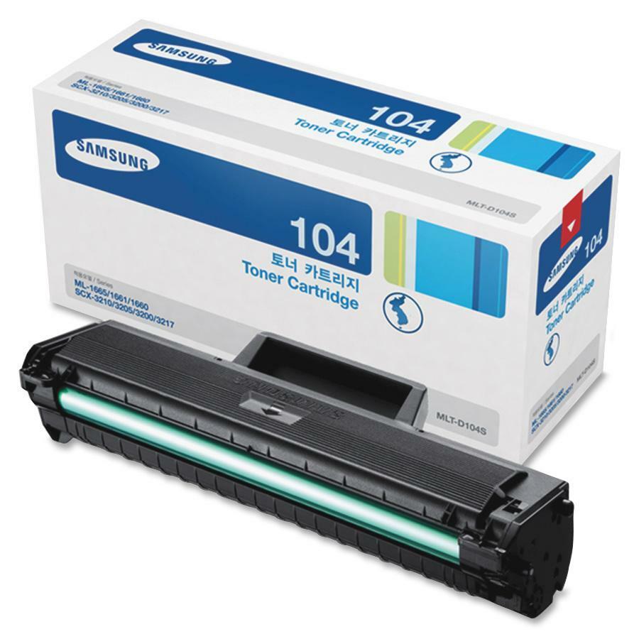 Samsung MLT-D104S Toner Cartridge