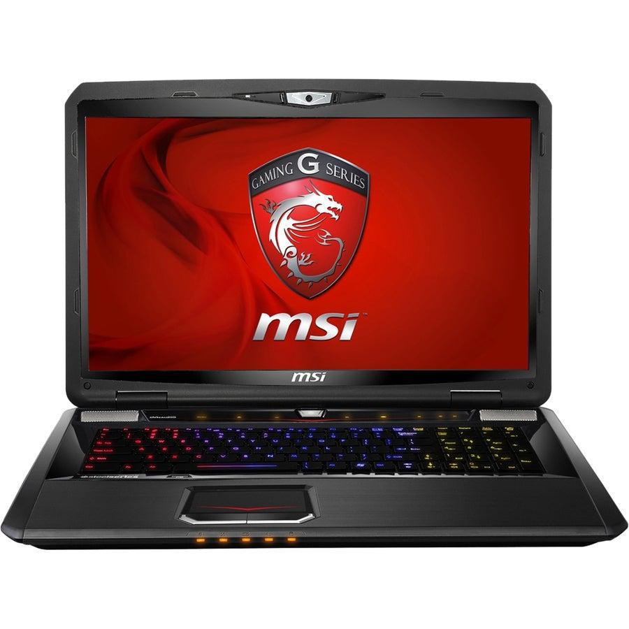 """MSI GT70 0ND-444US 17.3"""" LED Notebook - Intel Core i7 i7-3630QM 2.40"""
