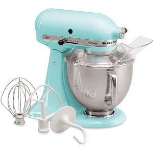 Electric kitchen mixer
