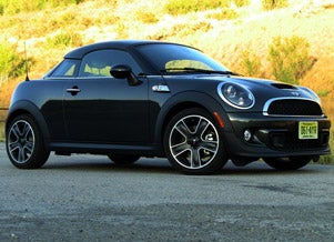 Image of a 2012 Mini Cooper Coupe