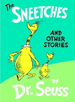 Popular Dr. Seuss book for children