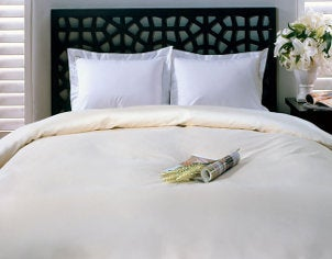 Stop struggling with king-size duvet covers