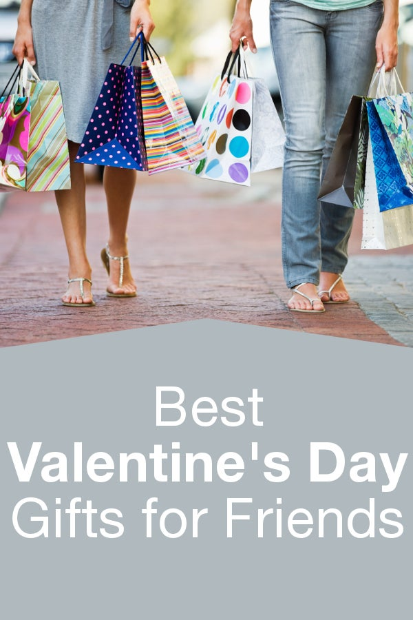 Show your pals how much they mean to you with the perfect Valentine's Day gift