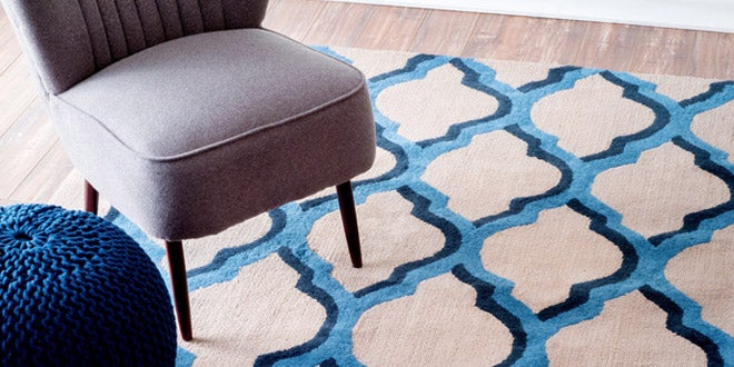 Up to 70% off + Extra 15% off Select Area Rugs*