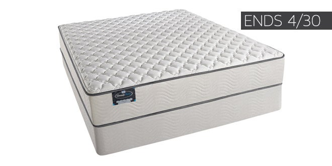 Ends 04/30 - Up to 60% off + Extra 10% off Select Mattresses*