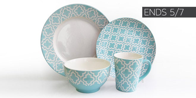 Ends 5/07 - Up to 30% off + Extra 10% off Select Kitchen & Dining*