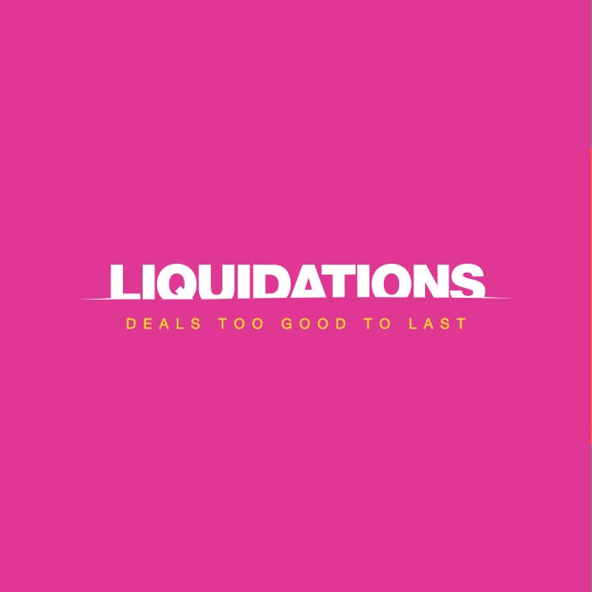 Liquidations - Up to 75% off View All