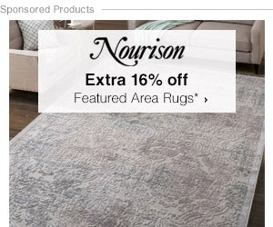 Nourison - Extra 16% off Featured Area Rugs*