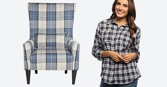Plaid and Simple
