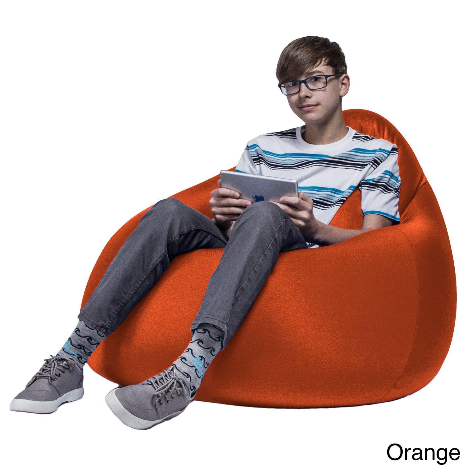 Jaxx Nimbus Spandex Bean Bag Chair