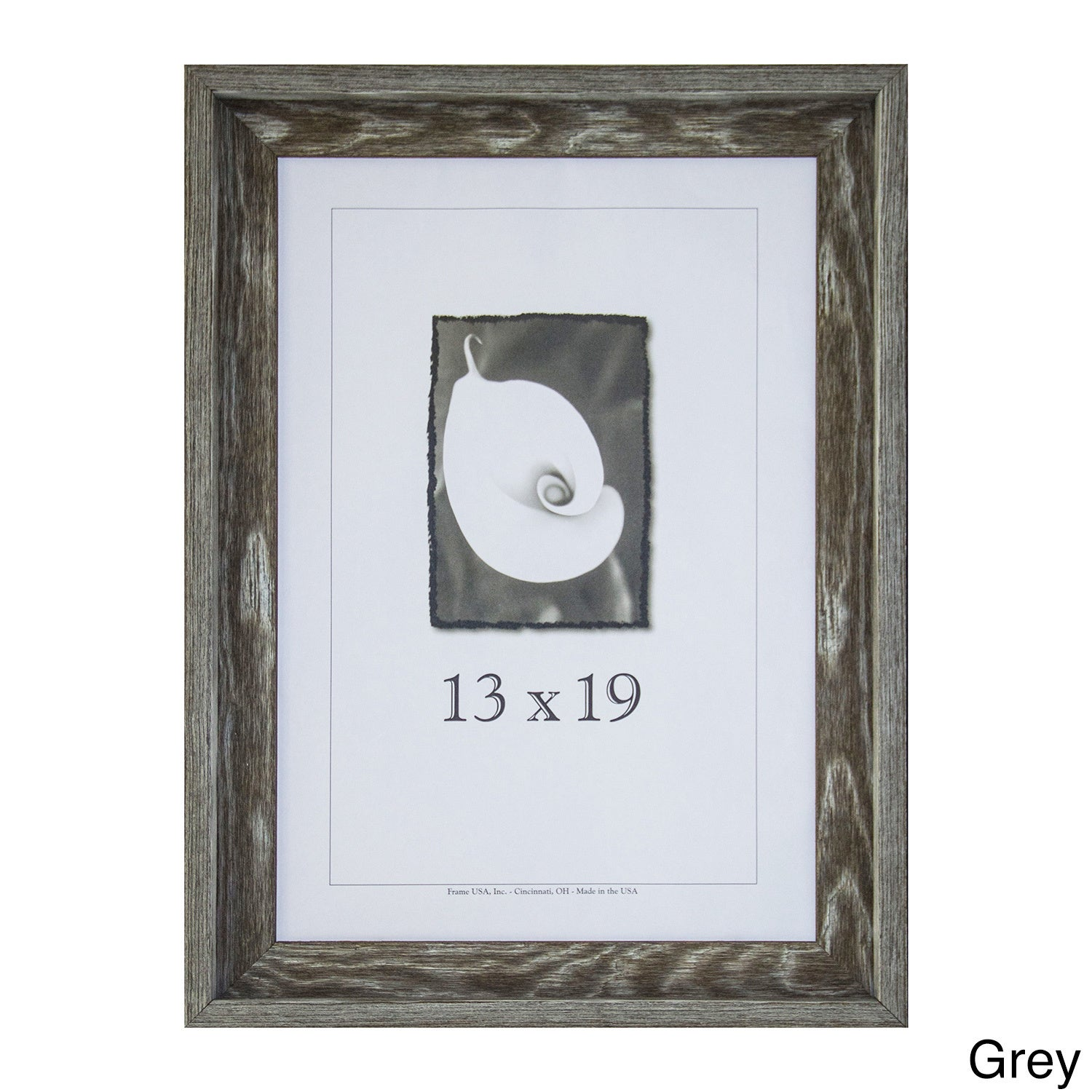 appalachian barnwood picture frame 13x19 ebay. Black Bedroom Furniture Sets. Home Design Ideas