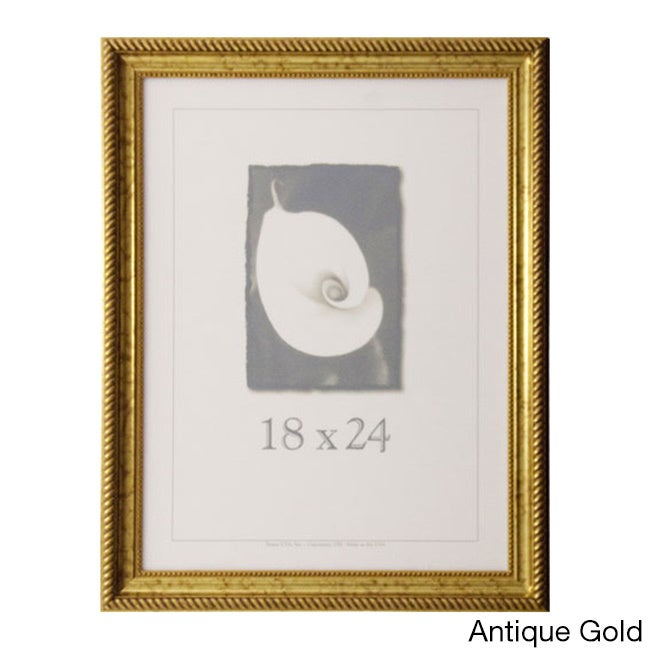 Napoleon 18 X 24 Picture Frame Antique Gold 18x24 Ebay