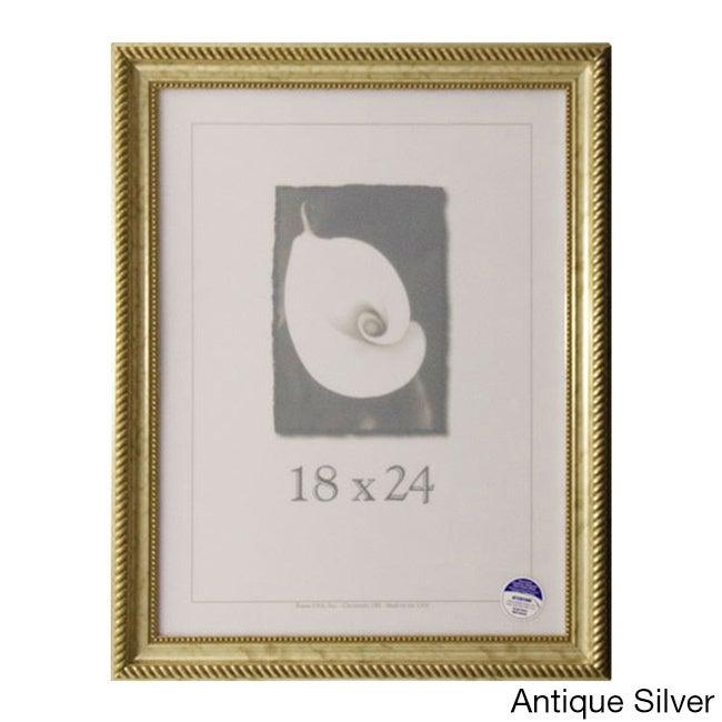 Napoleon 18 X 24 Picture Frame Antique Silver 18x24 | eBay