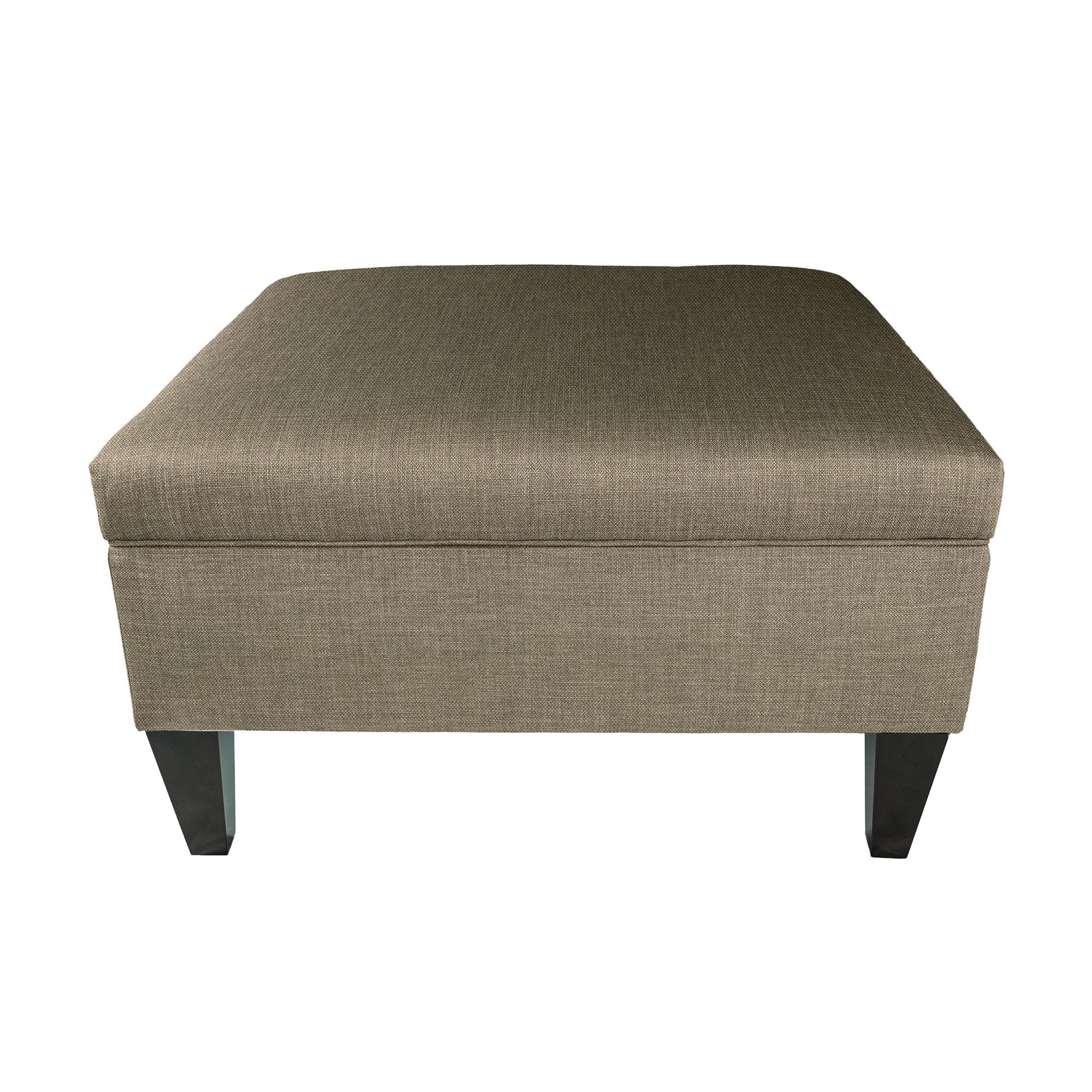 Beau MJL Furniture Manhattan DAWSON 7 Espresso Wood Polyester