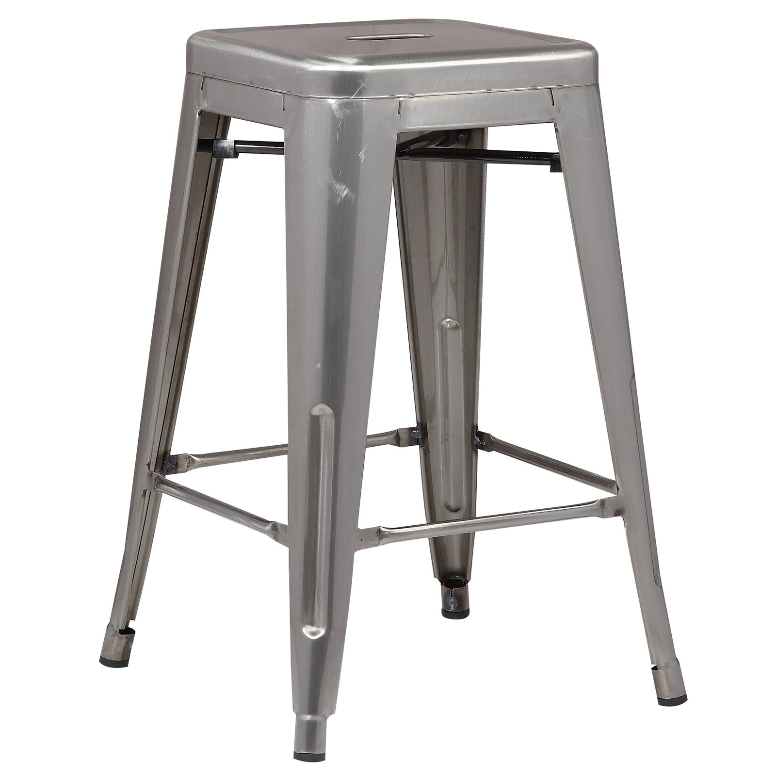 Poly and bark trattoria 24 inch counter stool
