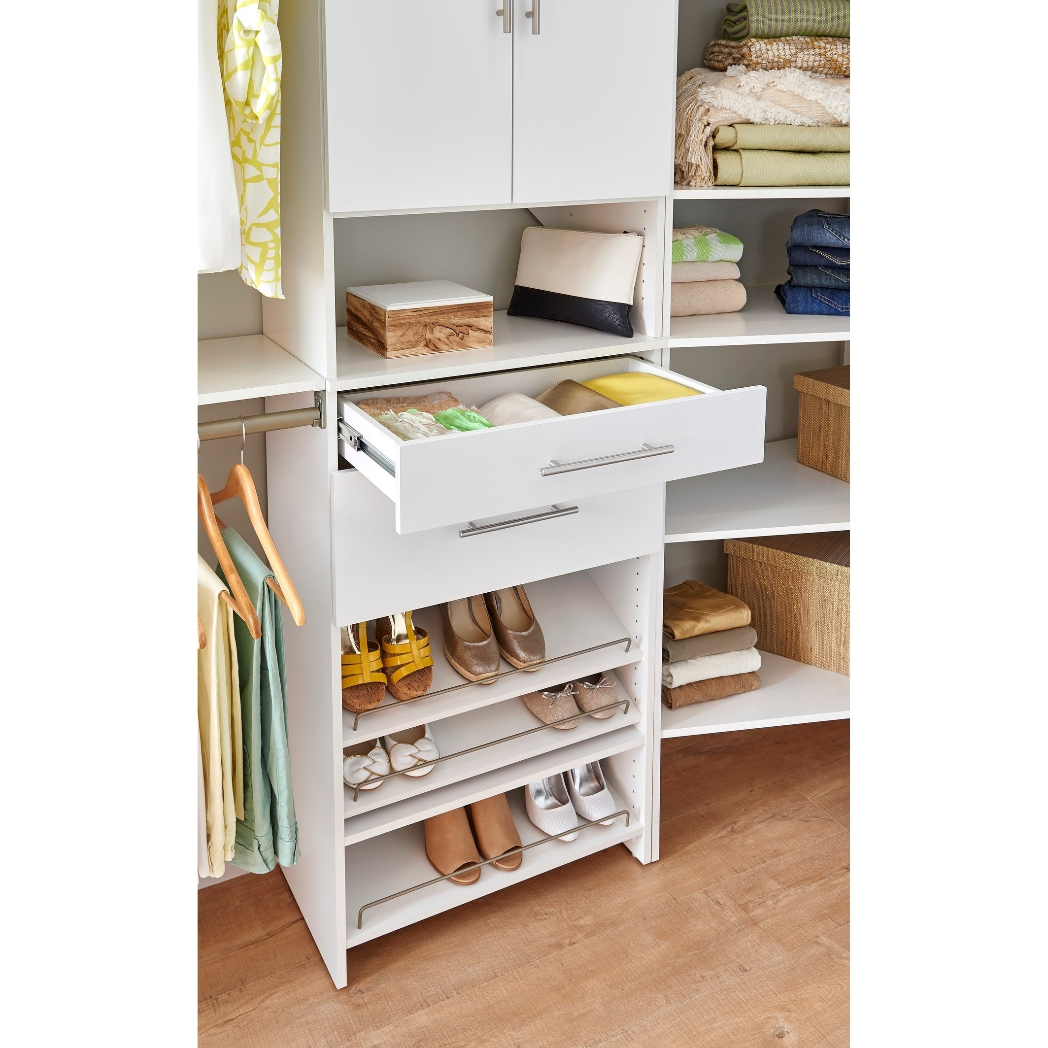 Etonnant ClosetMaid SuiteSymphony Modern 25 X 5 Inch Drawer
