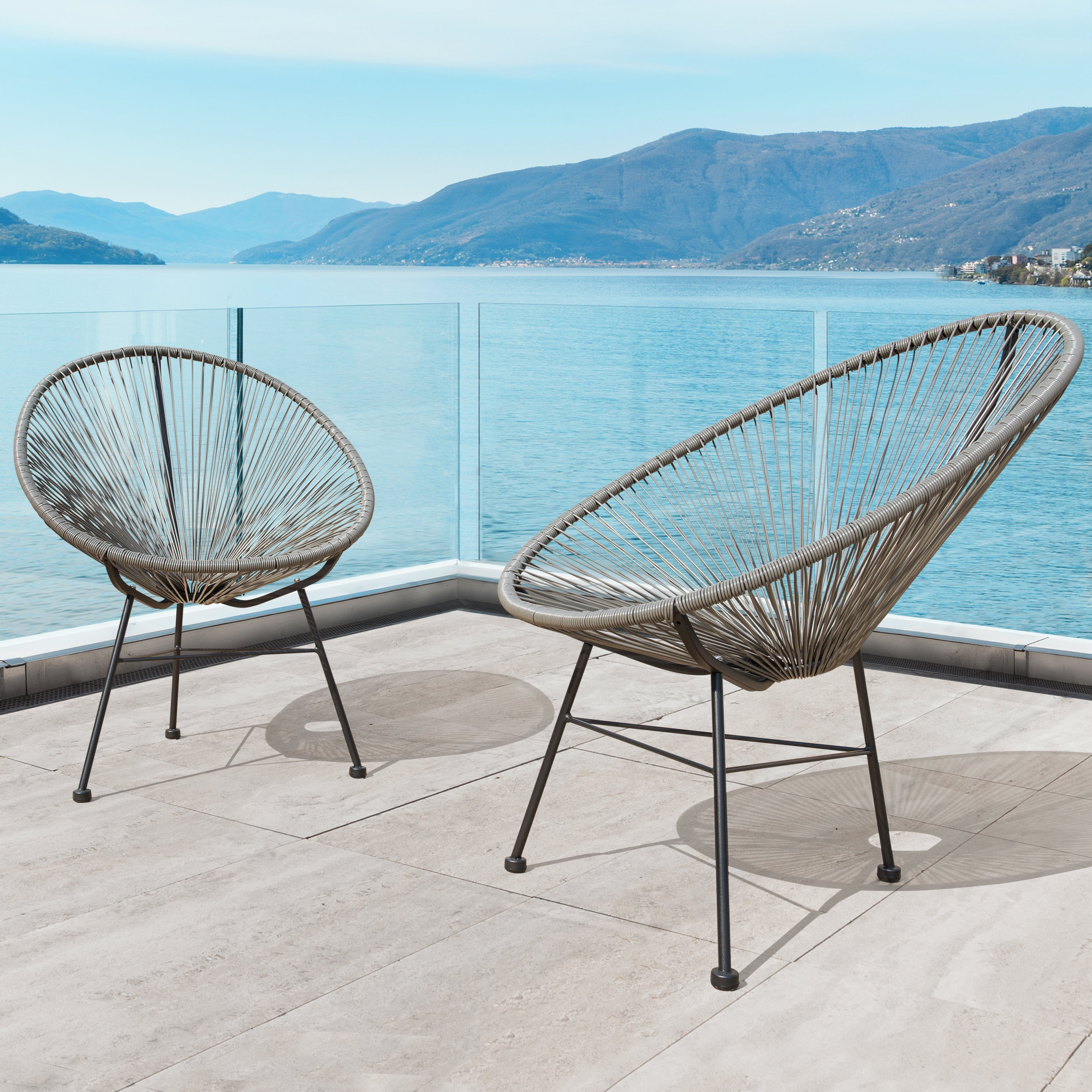 image modern wicker patio furniture. Sarcelles-Modern-Wicker-Patio-Chairs-by-Corvus-Set- Image Modern Wicker Patio Furniture R