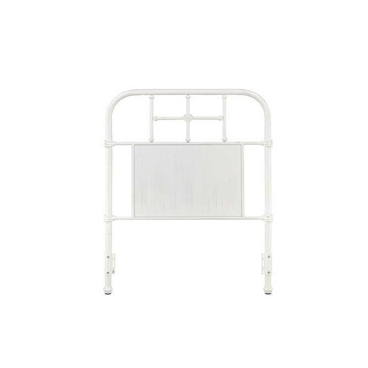 Rize Metal Panel and Spindle Headboard