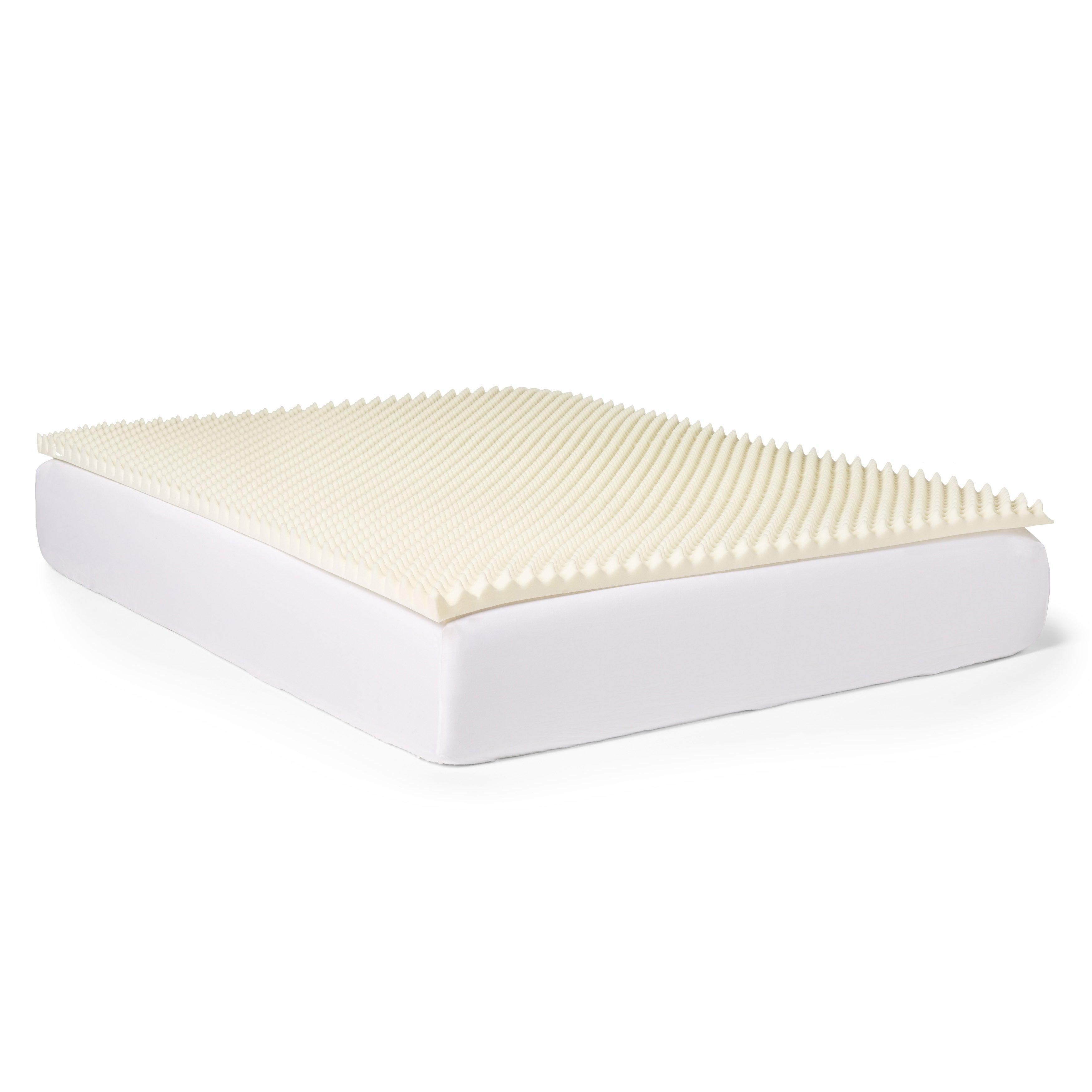 Slumber Solutions Highloft Supreme 2 Inch Memory Foam Mattress