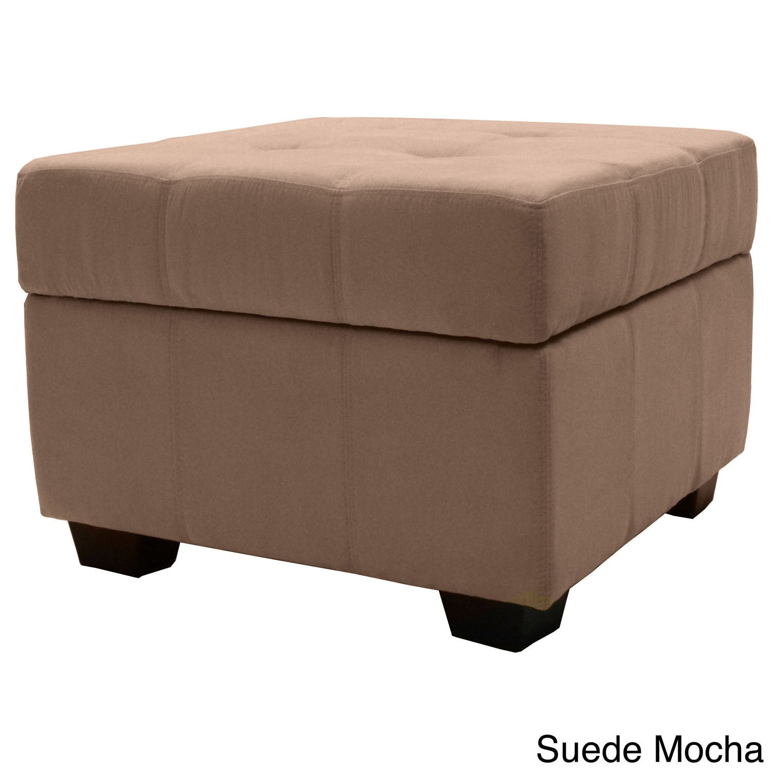 Clay Alder Home Malad Tufted Padded Hinged 24